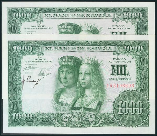361 - Billetes Españoles