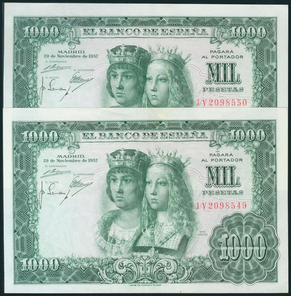 362 - Billetes Españoles