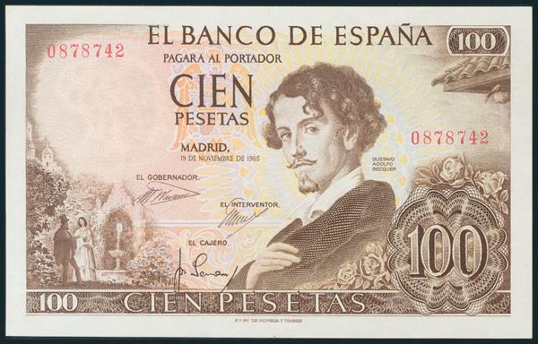 365 - Billetes Españoles