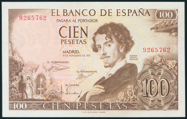 366 - Billetes Españoles