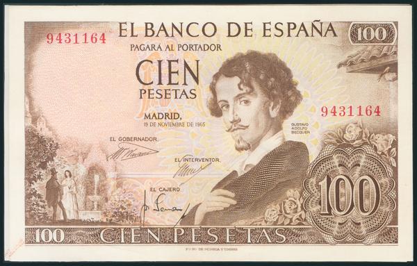 367 - Billetes Españoles