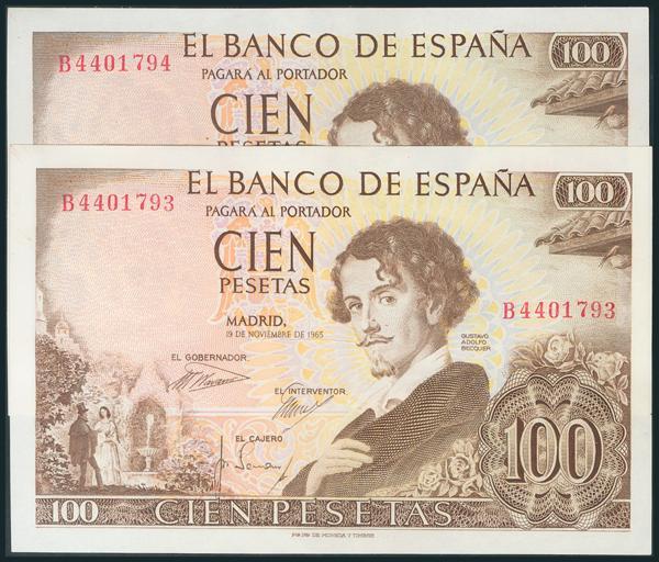 368 - Billetes Españoles