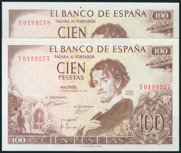 369 - Billetes Españoles