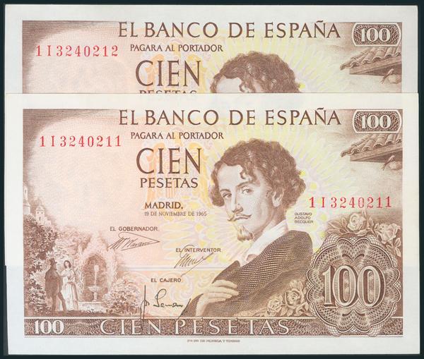 370 - Billetes Españoles