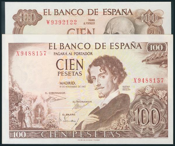 371 - Billetes Españoles