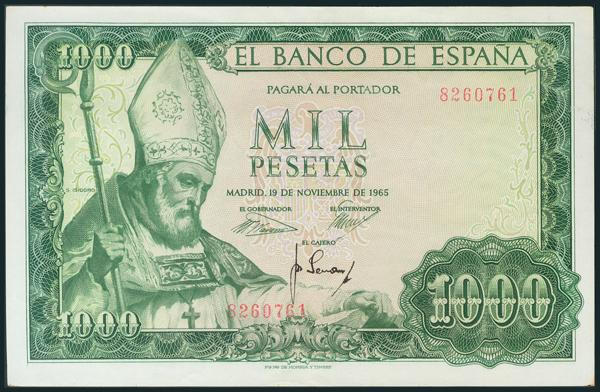 372 - Billetes Españoles