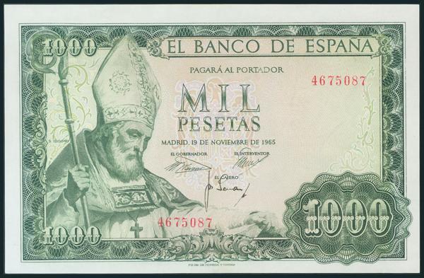 373 - Billetes Españoles
