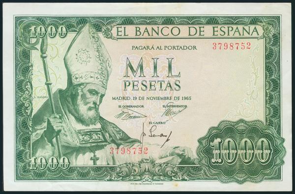 374 - Billetes Españoles