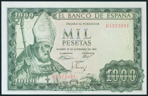 377 - Billetes Españoles