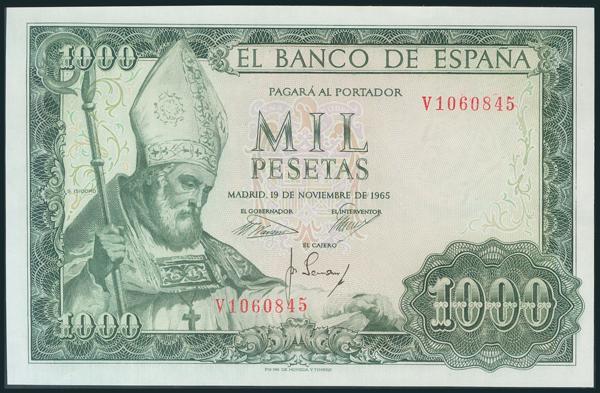 379 - Billetes Españoles