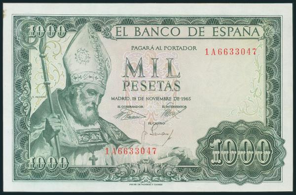380 - Billetes Españoles