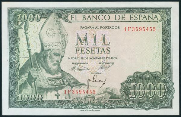 381 - Billetes Españoles
