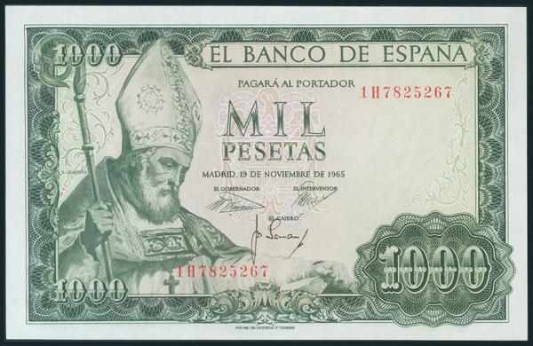 382 - Billetes Españoles