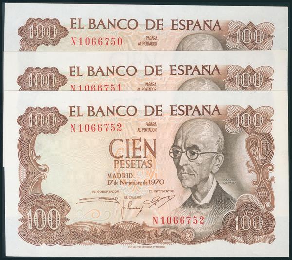 388 - Billetes Españoles