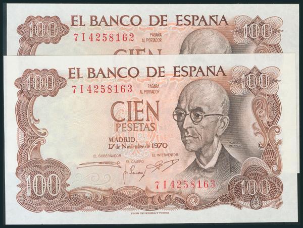 390 - Billetes Españoles