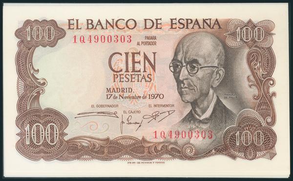 391 - Billetes Españoles