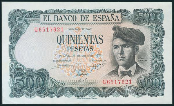 399 - Billetes Españoles