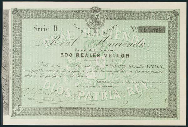 3 - Billetes Españoles
