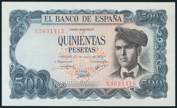 400 - Billetes Españoles