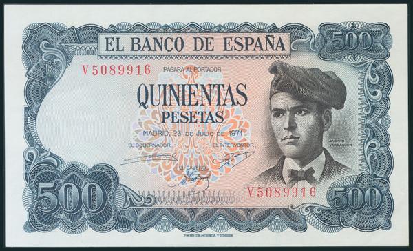 401 - Billetes Españoles