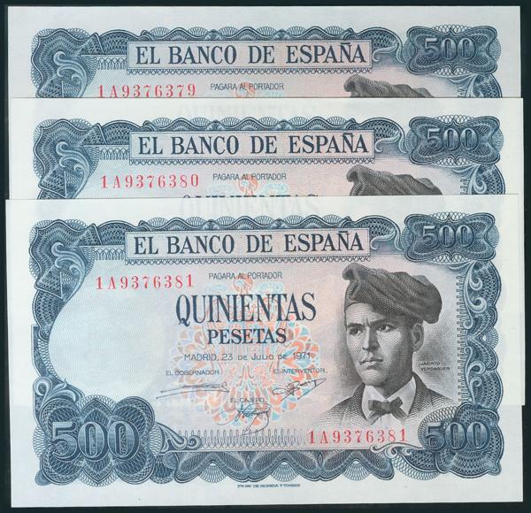 402 - Billetes Españoles