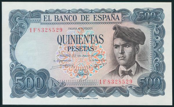403 - Billetes Españoles