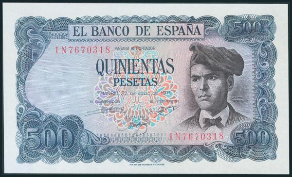 404 - Billetes Españoles