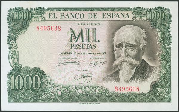405 - Billetes Españoles
