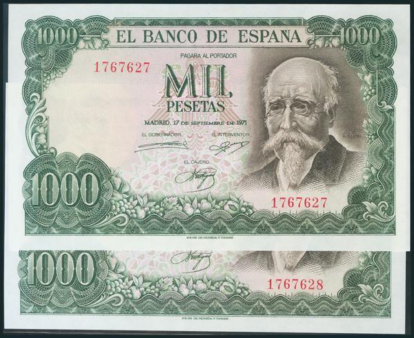 406 - Billetes Españoles