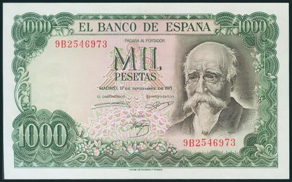 408 - Billetes Españoles