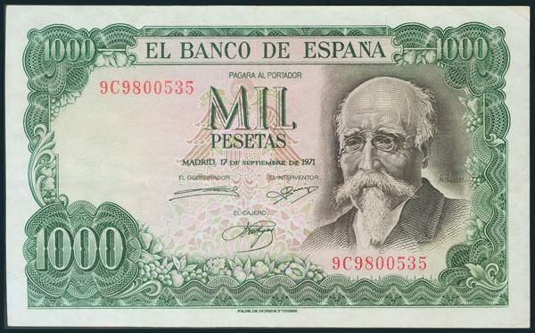 409 - Billetes Españoles