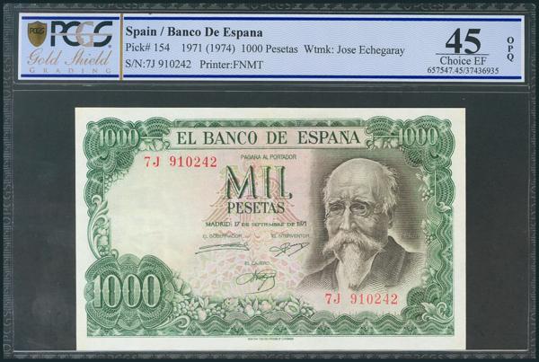 410 - Billetes Españoles