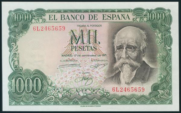 411 - Billetes Españoles
