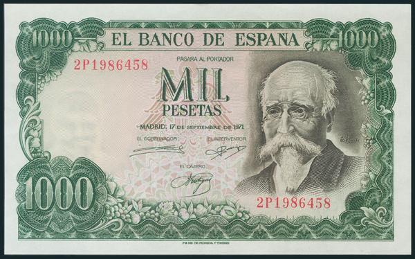 412 - Billetes Españoles