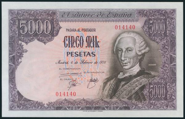 414 - Billetes Españoles