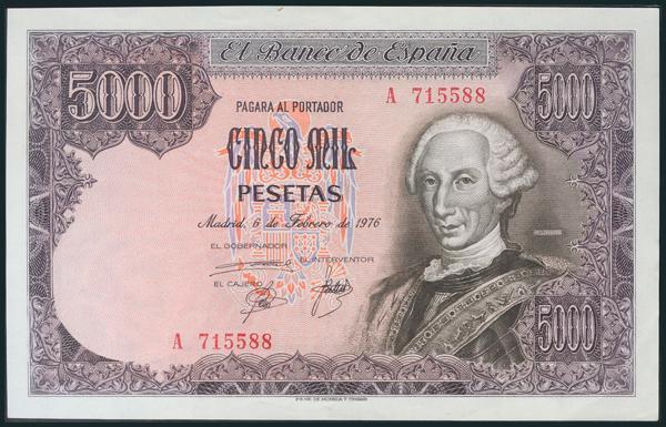 416 - Billetes Españoles