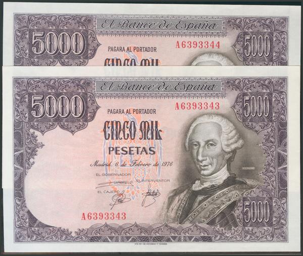 417 - Billetes Españoles
