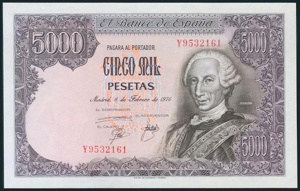 418 - Billetes Españoles