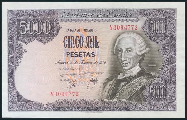 419 - Billetes Españoles