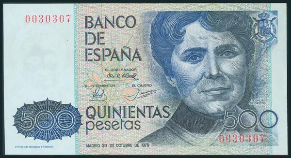 420 - Billetes Españoles