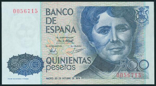 421 - Billetes Españoles