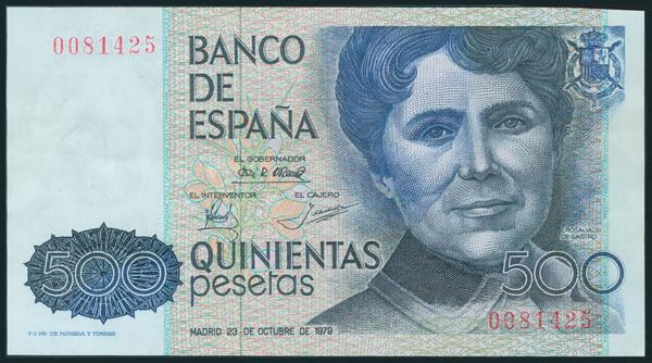 422 - Billetes Españoles