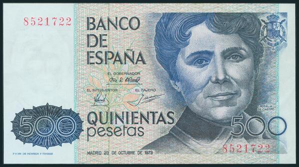 423 - Billetes Españoles
