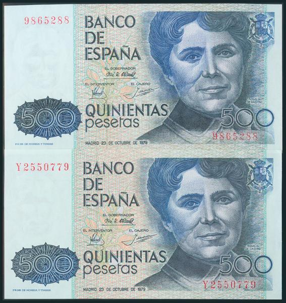 426 - Billetes Españoles