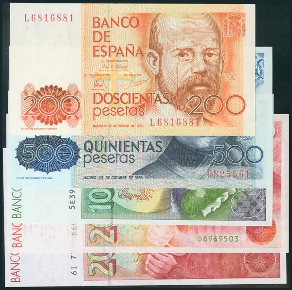 428 - Billetes Españoles