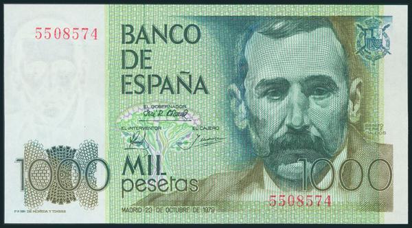 429 - Billetes Españoles