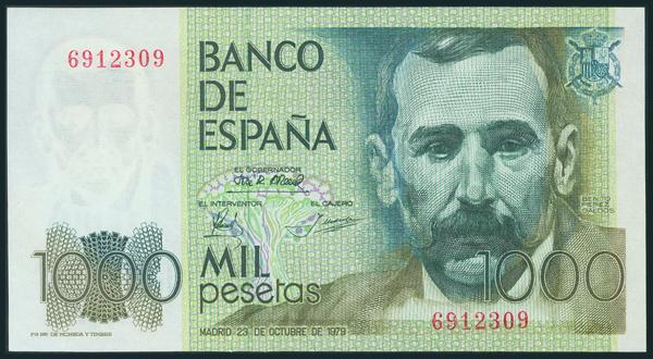 431 - Billetes Españoles