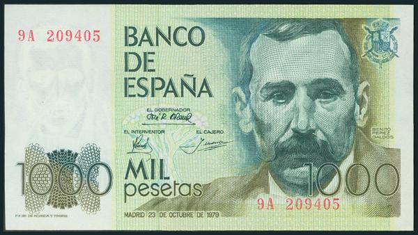 432 - Billetes Españoles