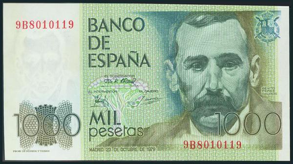 433 - Billetes Españoles