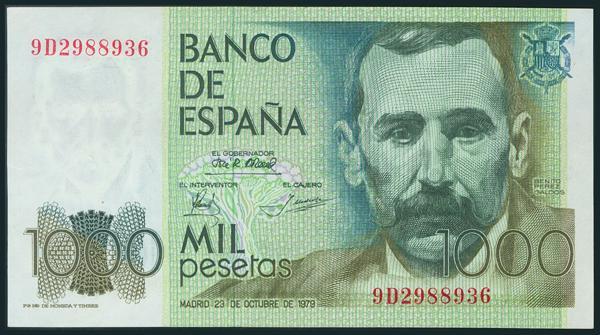 435 - Billetes Españoles
